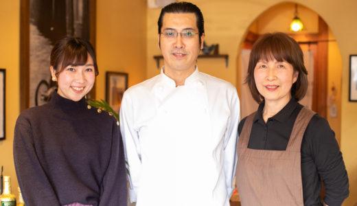 旬と食材を大切にした手作りのイタリア料理が楽しめる|Amichi