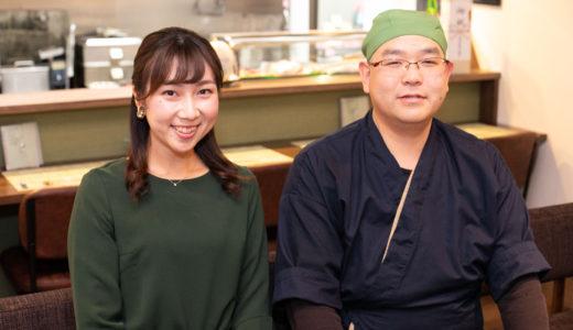 本格的なお寿司とスイーツが味わえる|小次郎紀乃寿司